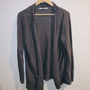 Lauren Conrad Womens Gray Sweater